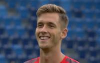 Paweł Bochniewicz jest młodzieżowym reprezentantem Polski - fot. Łączy nas piłka