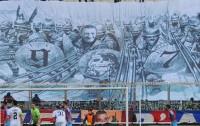 Catania na meczu z Cosenzą