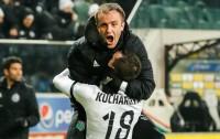 Miroslav Radović i Michał Kucharczyk - fot. Hagi / Legionisci.com