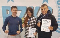 Kick-bokserzy Legii z medalami za Puchar Polski w formule light contact