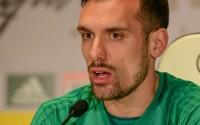 Marko Vesović - fot. Woytek / Legionisci.com