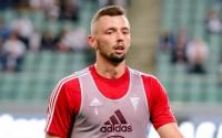 Mateusz Wieteska przed meczem z Legią - fot. Mishka / Legionisci.com