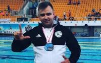 Filip Rowiński z dwoma medalami na pływackich mistrzostwach Polski Masters w Poznaniu