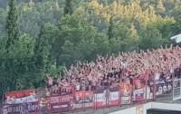 Spartak Trnava na wyjazdowym meczu ze Zrinjskim Mostar